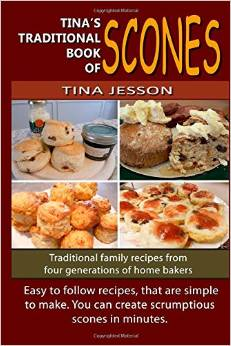 Tina's Traditional Book of Scones